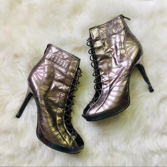 39b510679dd Sam Edelman Queenie Ankle Boots